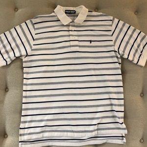 Polo Golf Ralph Lauren Pique Cotton Polo Shirt L